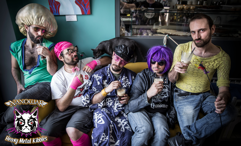 NANOWAR OF STEEL - release new lyric video and single